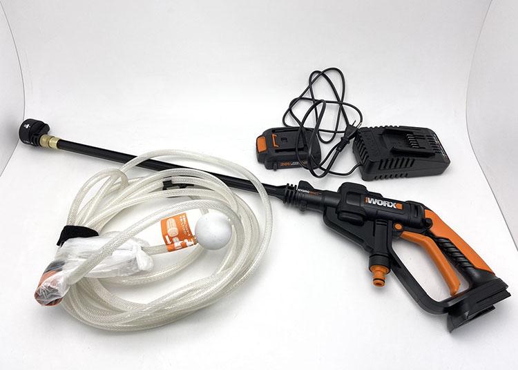 充電式洗浄機 WORX WG629.9