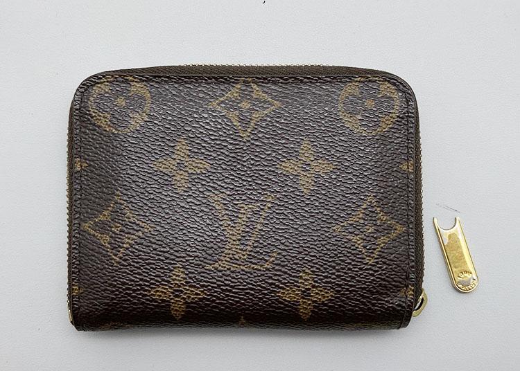 財布 ジッピーコインパース M60017 プル取れ BC 5,000円