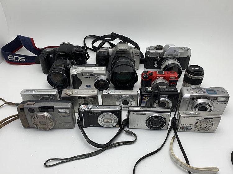 カメラ レンズ 18点 買取1.800円