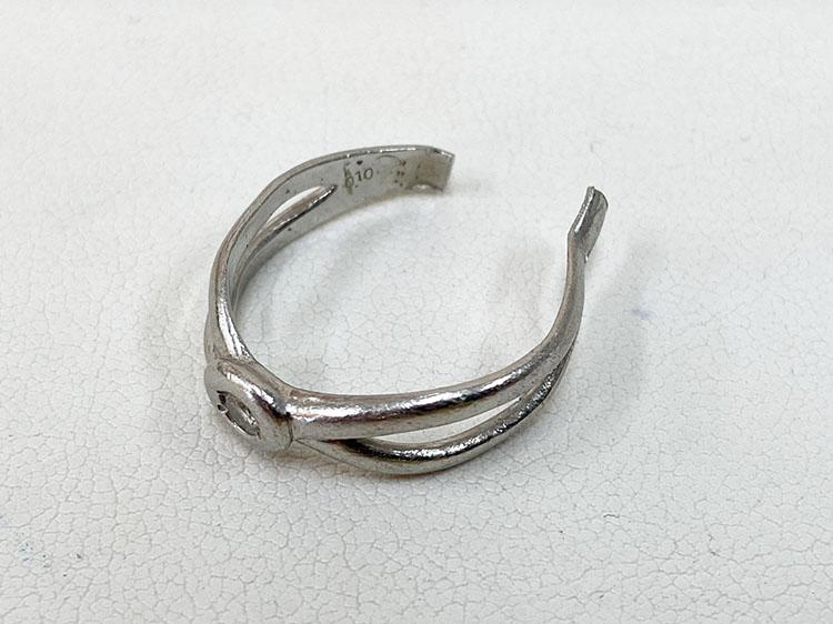 指輪 Pt900 D0.10